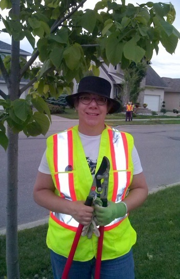 Holly Rupert, Citizen Pruner